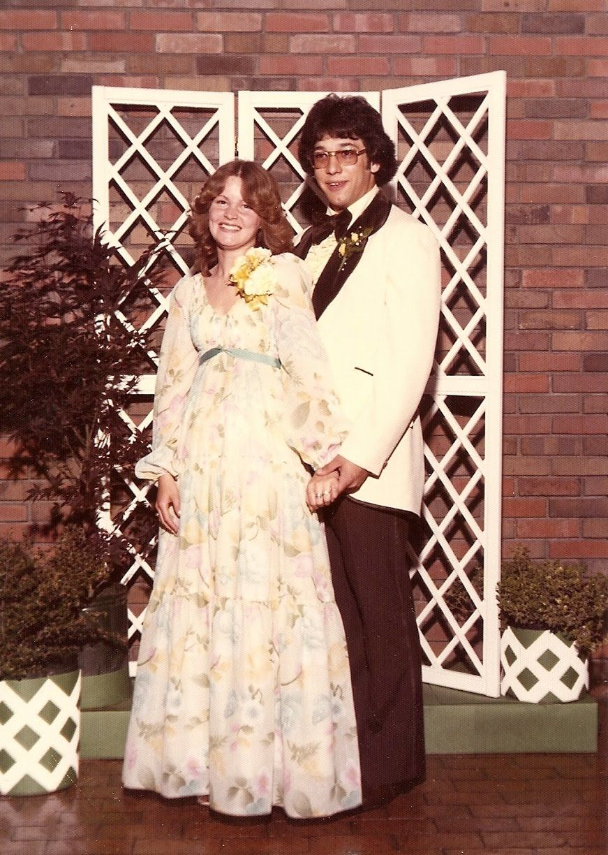 1970s prom dress | Prom from hell ideas | Pinterest ... |1970s Prom Party Theme