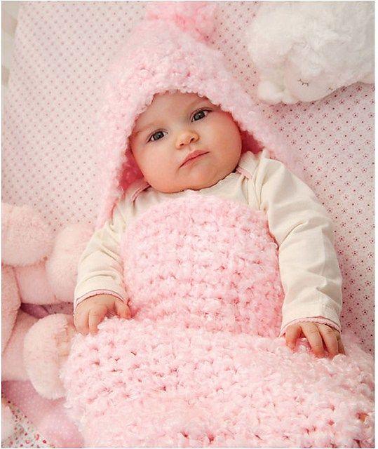 Baby Clouds Cocoon Free Crochet Pattern   Crochet   Pinterest