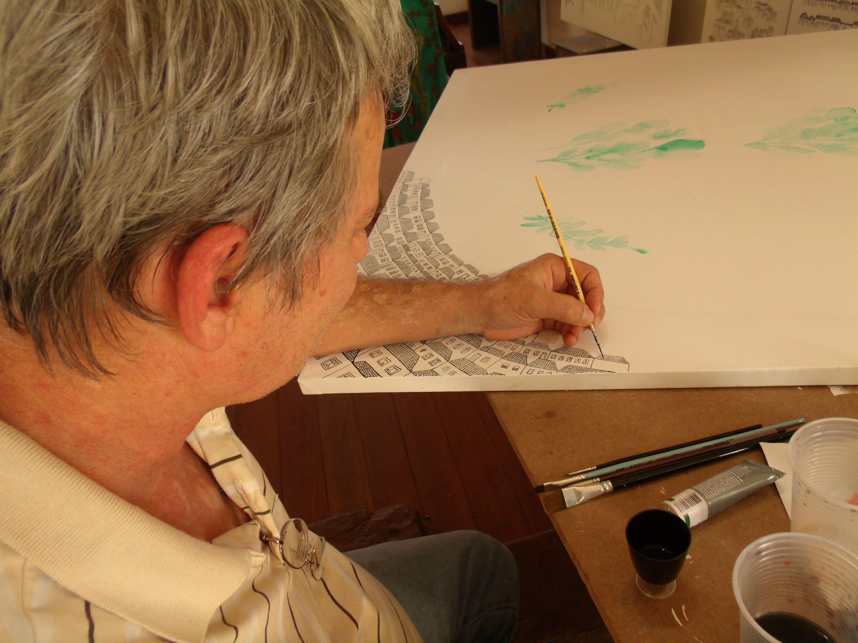 Atelier do Artista..