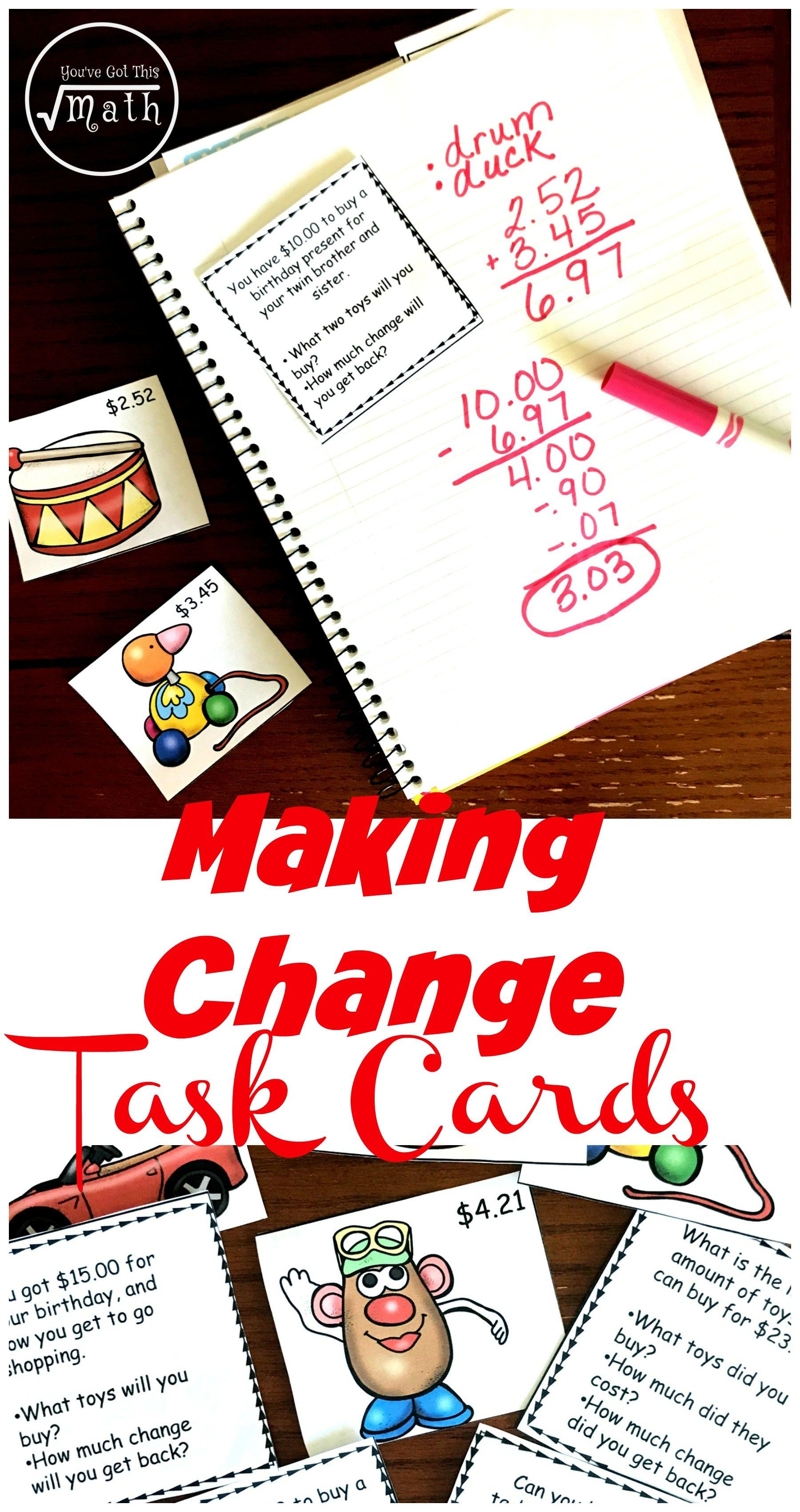 Here Are Free Counting Change Worksheets For A Little