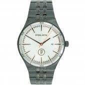 Police Herren Uhr Armbanduhr Edelstahl Analog PL.14440JSBS/04M