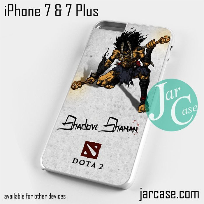 Dota 2 Shadow Shaman Phone case for iPhone 7 and 7 Plus