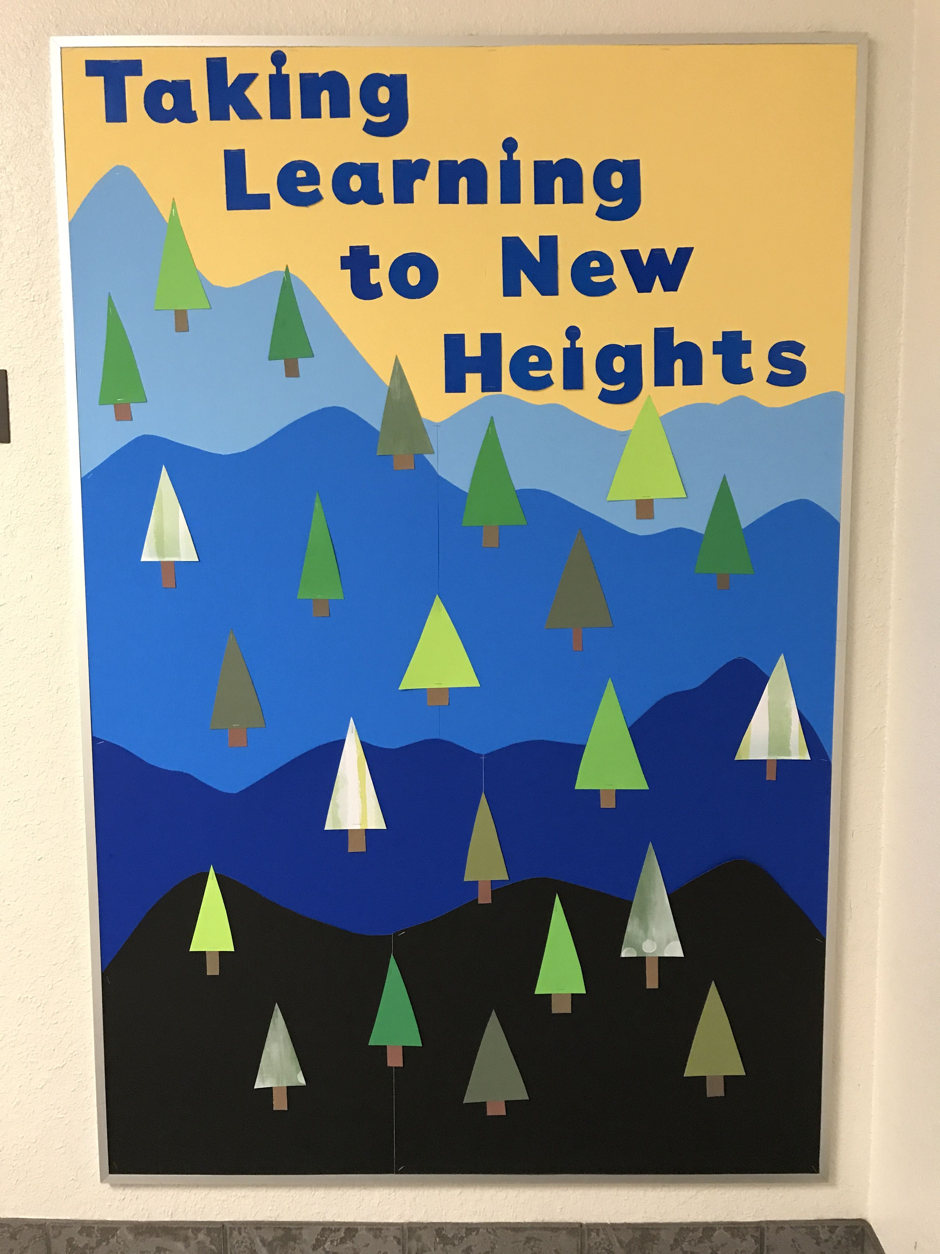 """"""" Learning Heights"""" Grade"""