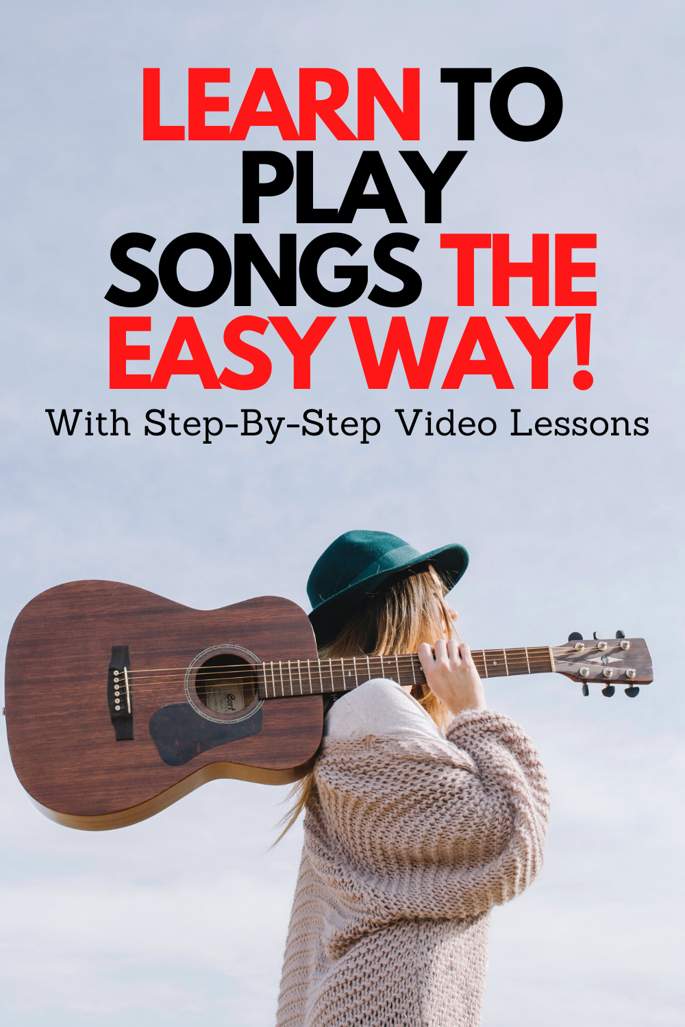 If you're searching for an easy, fast, and fun way to learn guitar, try Guitar Tricks now! They will give you all the guitar knowledge you need to success with their award-winning, step-by-step curriculum. They have over 11,000 lessons and over 1,000+ songs, with top-notch instructors from all over the world! Click through to get your free trial now! #learnguitar