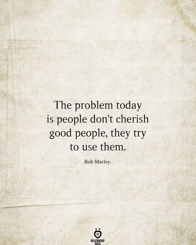 The Problem Today Is People