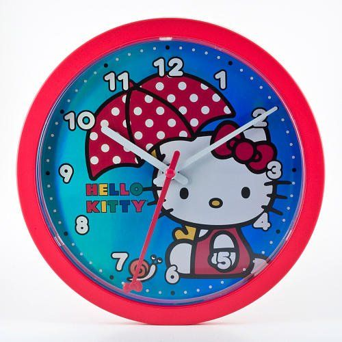 Beautiful Anyone Who Loves Hello Kitty Will Adore These Hello Kitty Wall Clocks And  Want Them In Any Room Of The House. Hello Kitty Wall Clocks Make Cute Gift  Ideas!