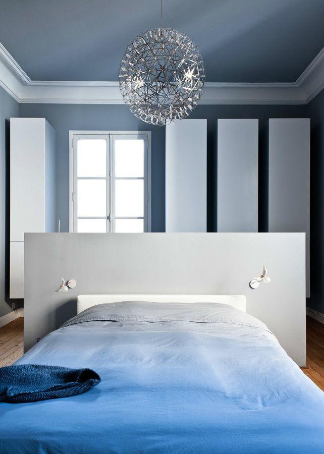 Cómo sacar partido a tu dormitorio de matrimonio #hogarhabitissimo #cabecero