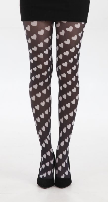 Black and white heart tights - Shop these tights at @fashion_tights_styles www.fashion-tights.net #tights #pantyhose #hosiery #nylons #tightslegs #tightsfeet #tightslover #tightsblogger #tightsfashion #pantyhoselegs #pantyhosefeet #pantyhoselover #pantyhoseblogger #pantyhosefashion #nylonlegs #nylonfeet #nylonlover #nylonblogger #nylonfashion #hosierylover #hosierylegs #hosieryfeet #hosieryblogger #hosieryfashion #legs