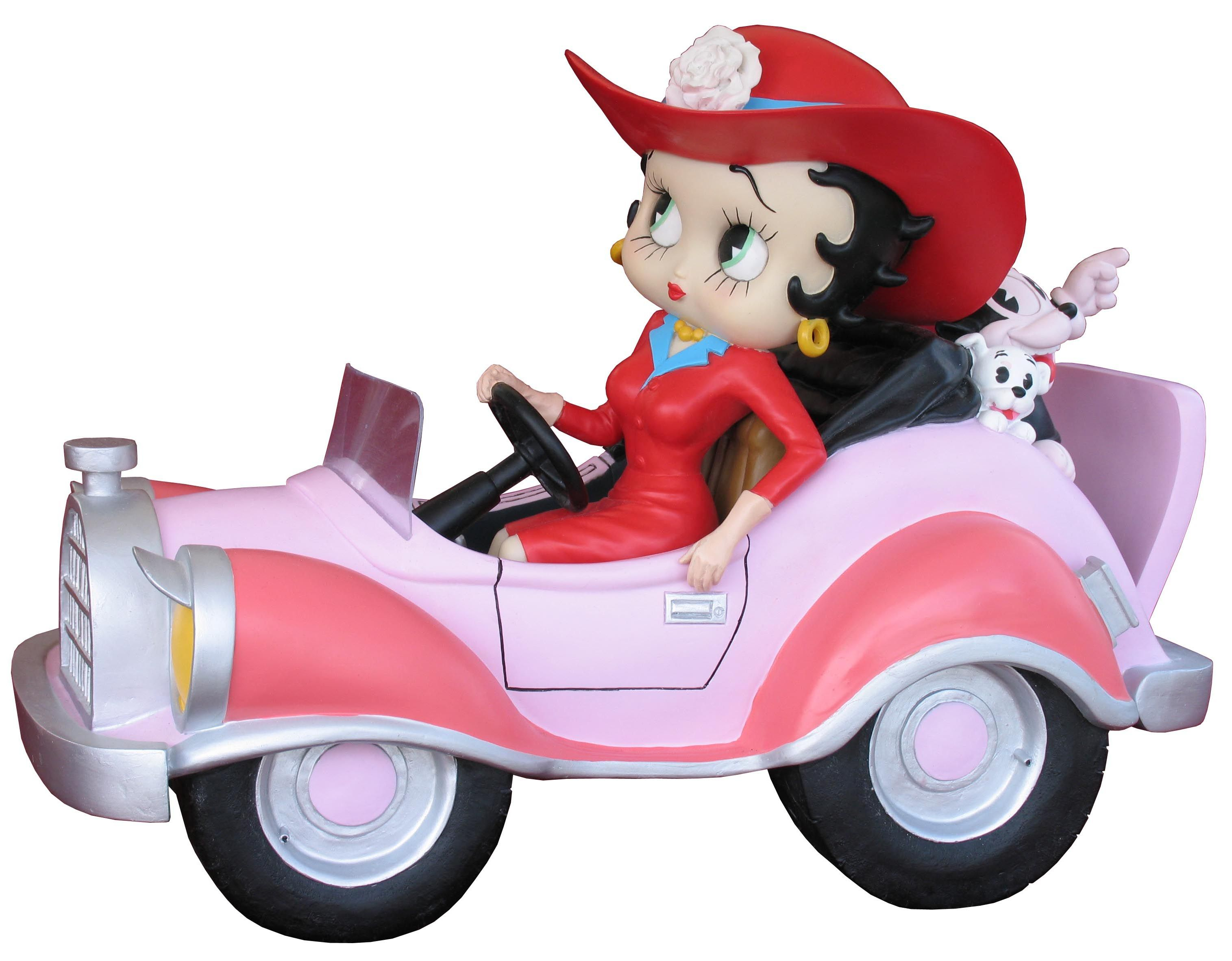 72 best ✿⊱Betty Boop Car✿⊱ images on Pinterest