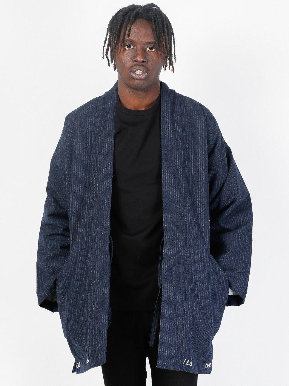 Coat Stripe Wool visvim visvim Dotera Stripe Dotera Wool Coat OwU771qBa
