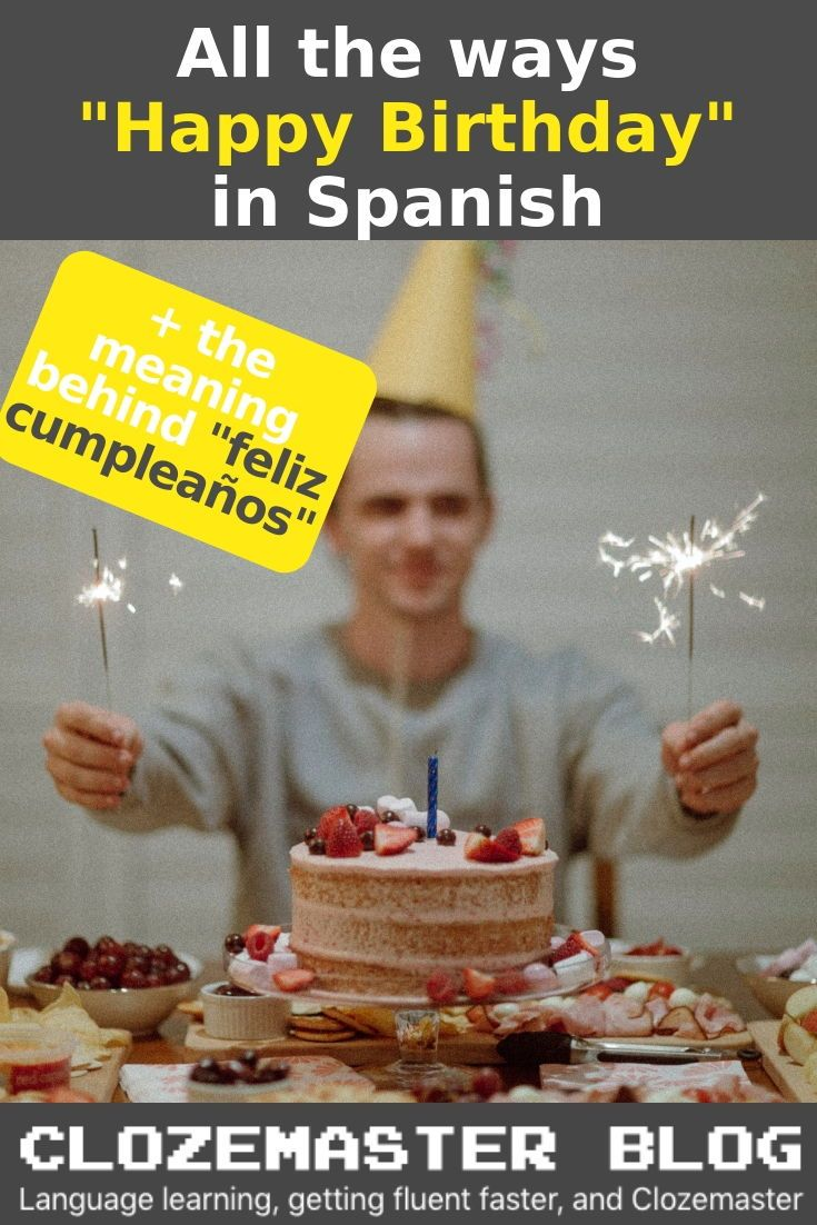 So That Special Day Is Coming Up For That Spanish Speaker -6995