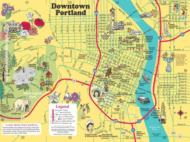 Must See Eat Do Recommendations for Portland Oregon Small towns