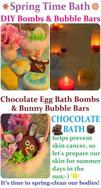 diy spring time bubble bars bath bombs recipe easter egg rh pinterest it