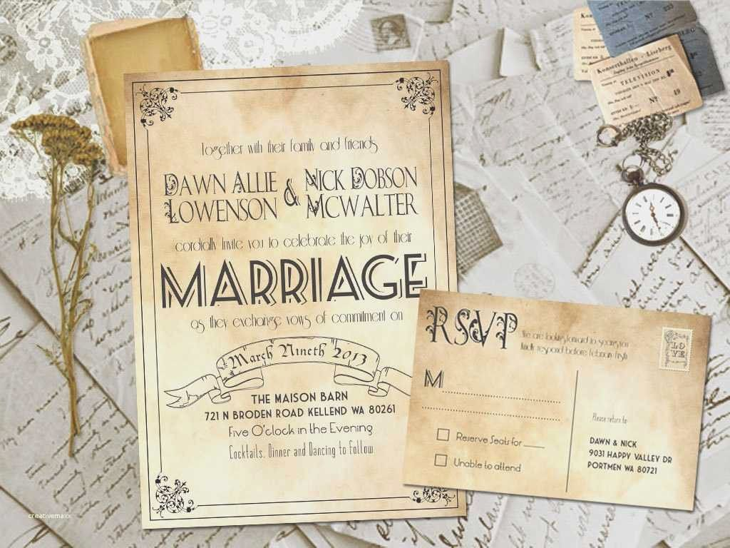Vintage Wedding Invitation Templates New Blank Vintage Wedding In 2020 Wedding Invitations Rustic Wedding Invitation Templates Rustic Cheap Wedding Invitations Rustic