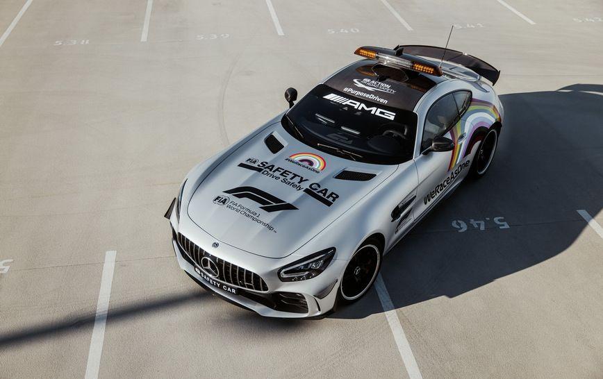 Mercedes представил новую окраску для автомобиля ...