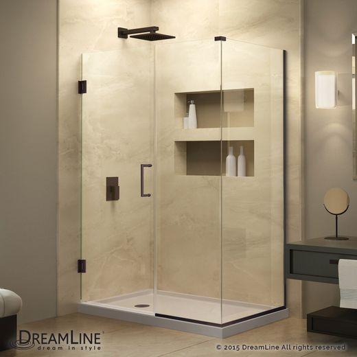 The Butterfly Collection Of Shower Doors Offers A Beautiful