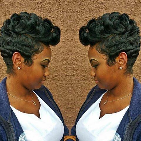 stylist feature love #mohawk
