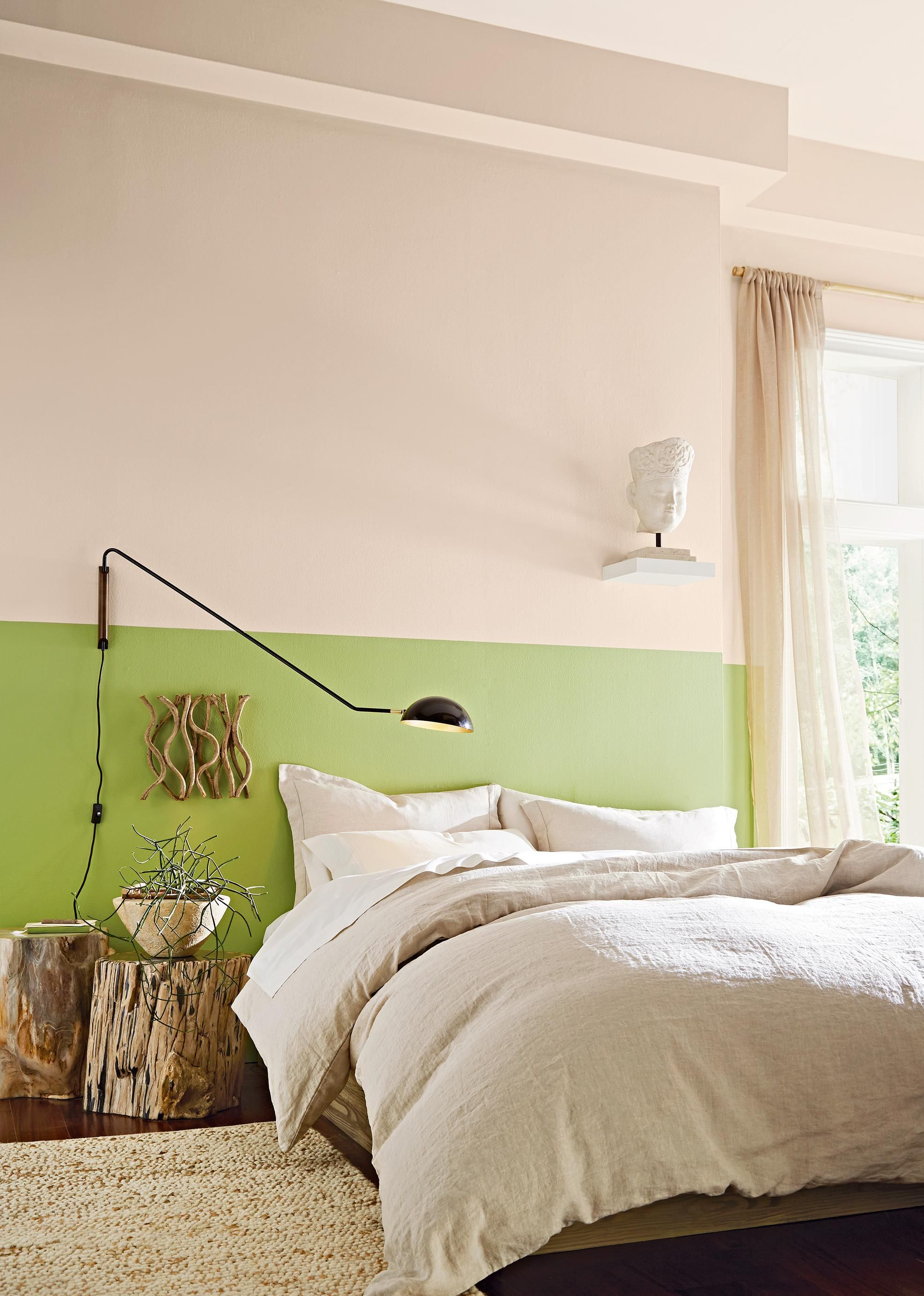 Paint Your Way to Better Sleep Bedroom ideas for couples
