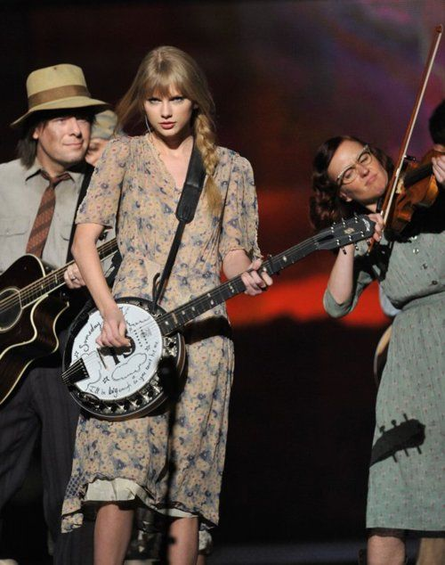 Taylor Swift~ All You're Ever Gonna Be Is Mean! Great song.....