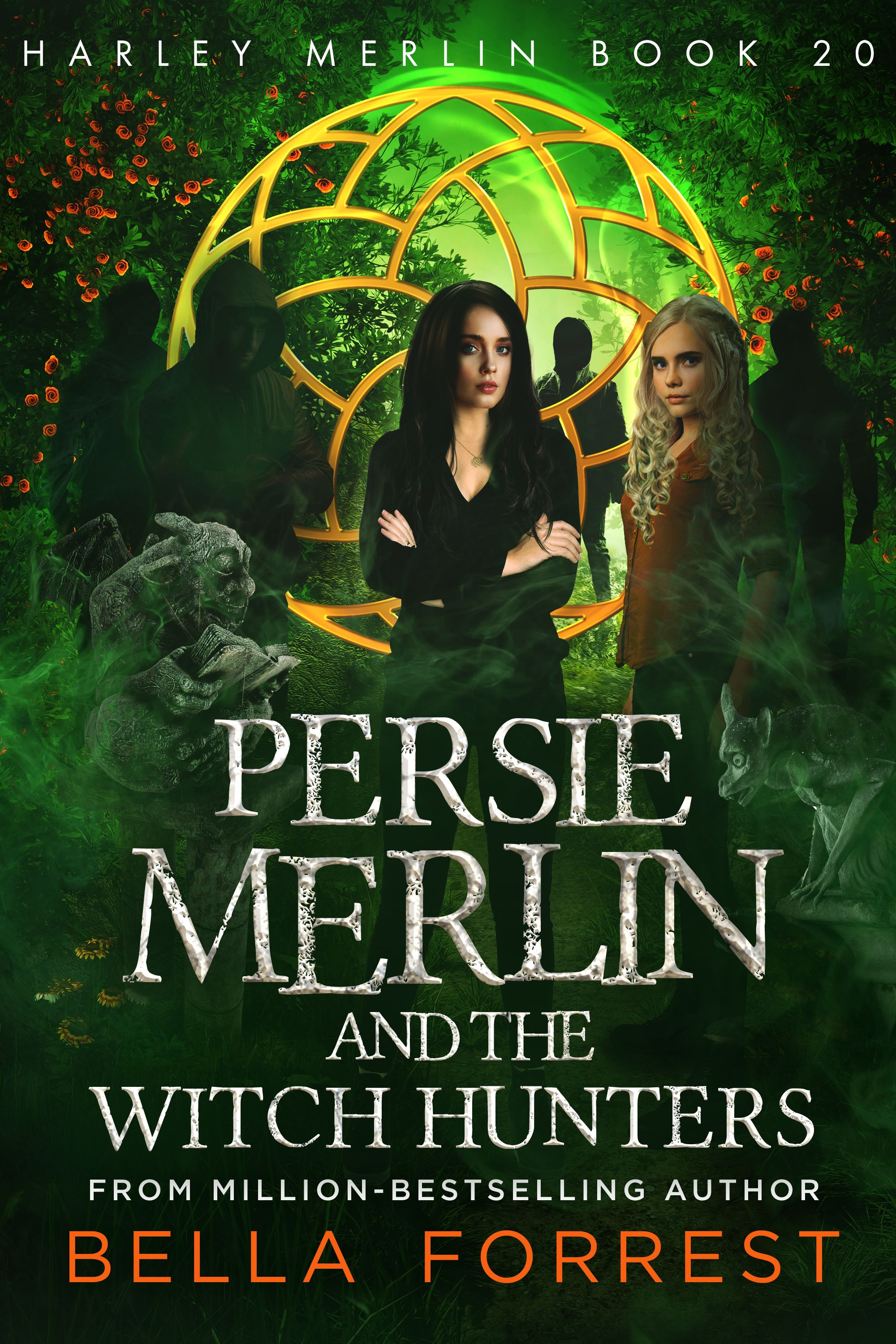 Harley Merlin 20 Persie Merlin And The Witch Hunters In 2020 Urban Fantasy Books Supernatural Books Fantasy Books Harley merlin and the secret coven by bella forrest. pinterest