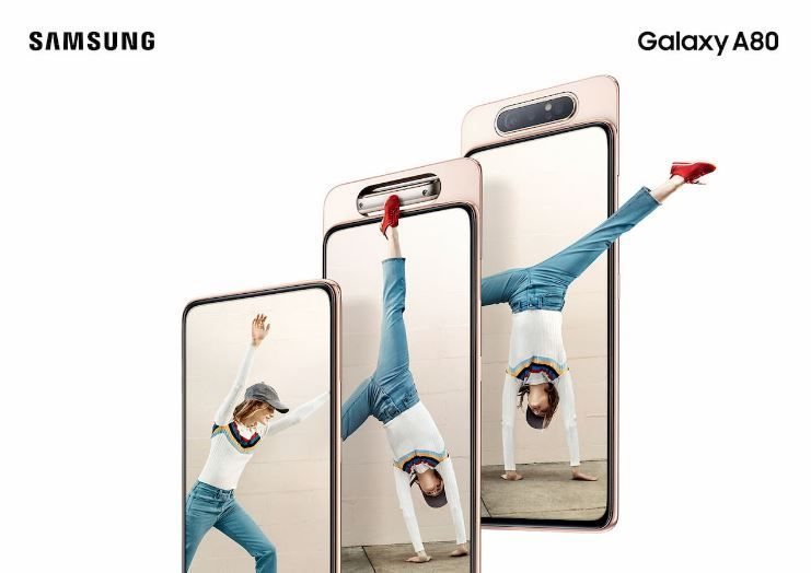 Samsung Galaxy A80 price: release date, specs, review | Nextgenphone