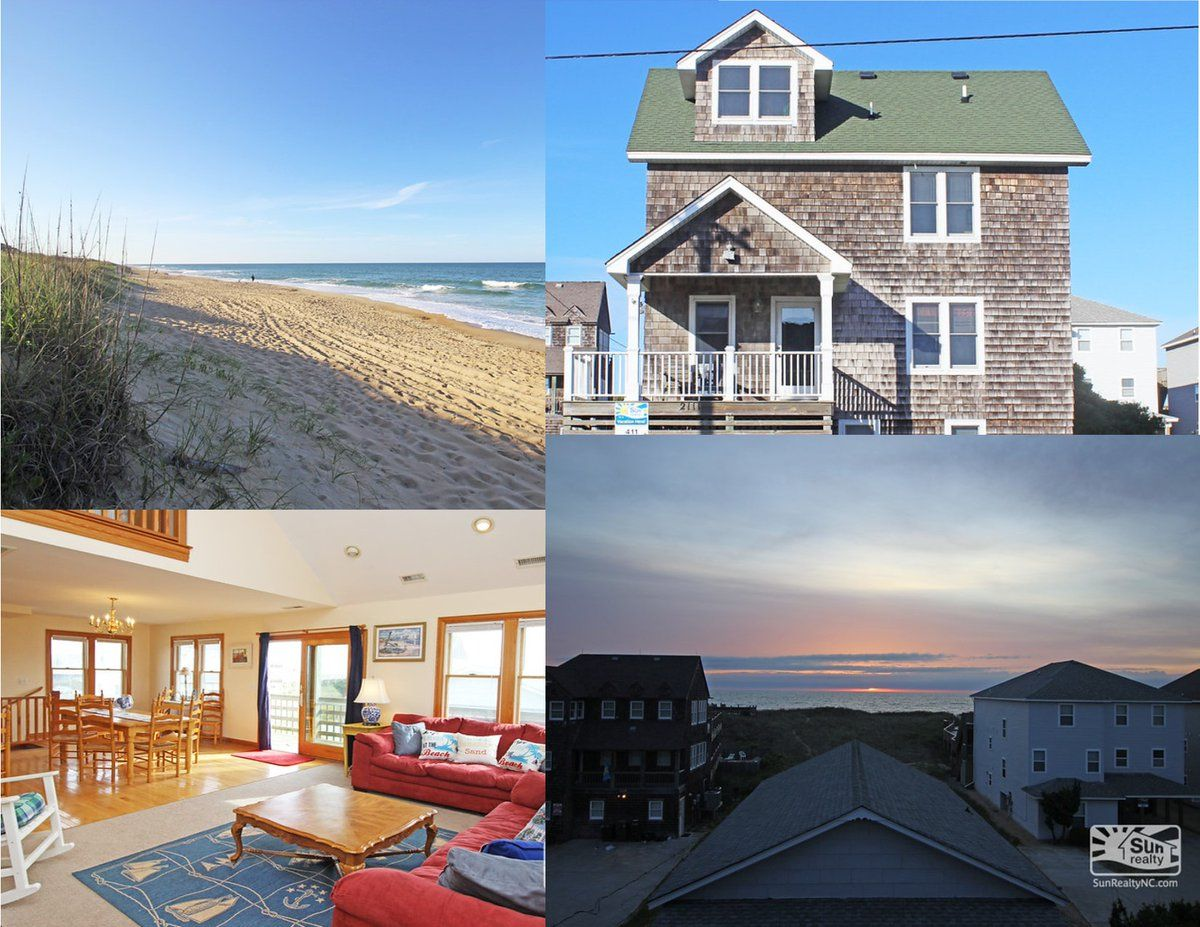 Sun Realty Sunrealtync Outer Banks Vacation Rentals Outer Banks Vacation Realty