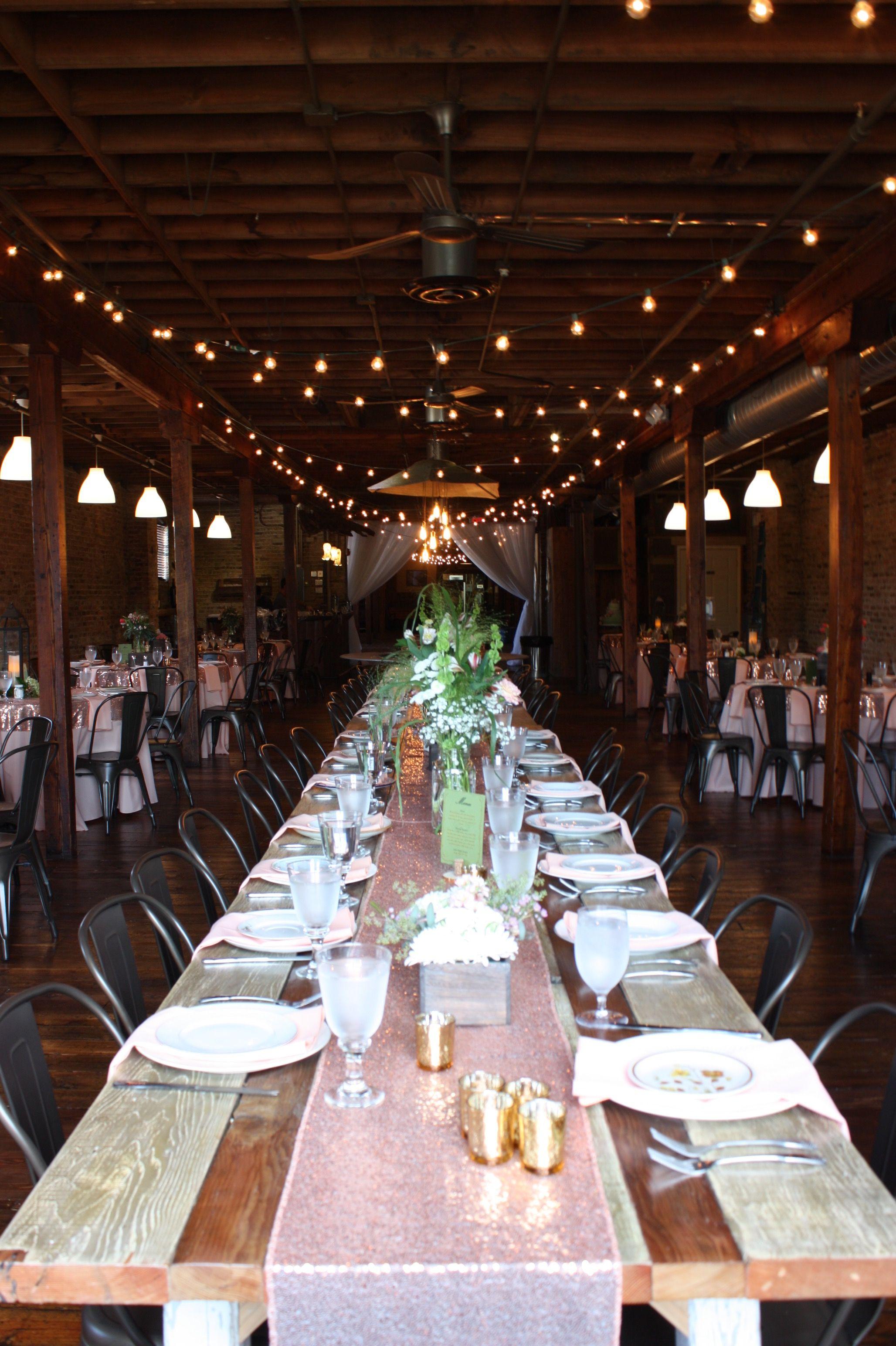 The Haight- Rustic Wedding Venue in Chicago, IL ...