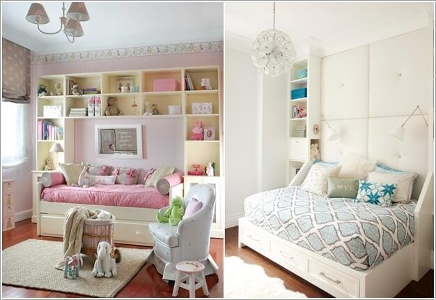 10 Cool Daybed Ideas For Your Kids Room Storage Kids Room