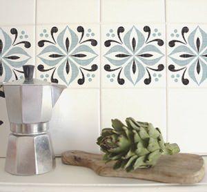 adesivi per piastrelle in cucina