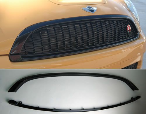 MINI Genuine Countryman Paceman Front Right Side Marker Light In Wheel Arch Trim