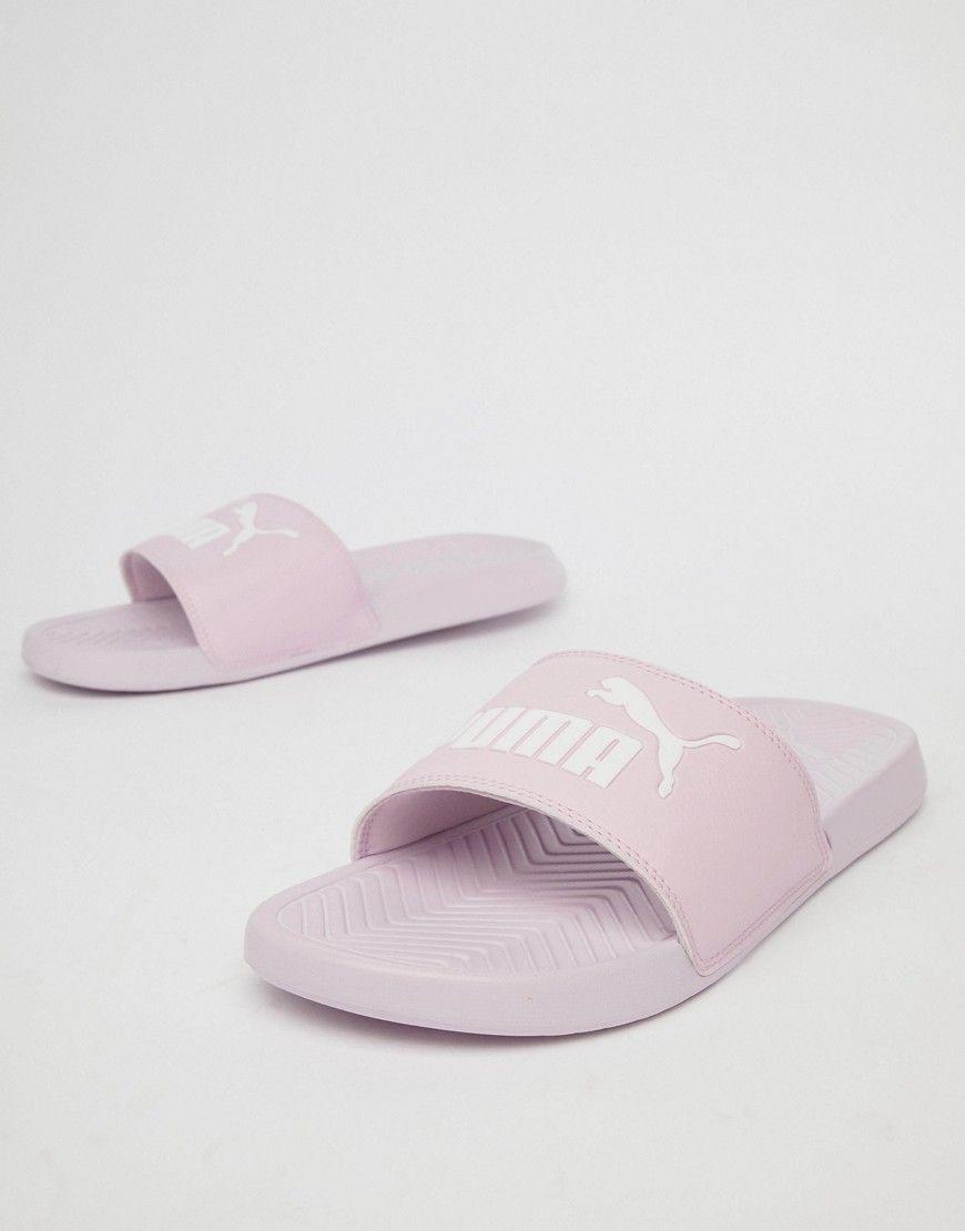 71e7777615b1 PUMA POPCAT SLIDERS IN PINK 36026529 - PINK.  puma  shoes