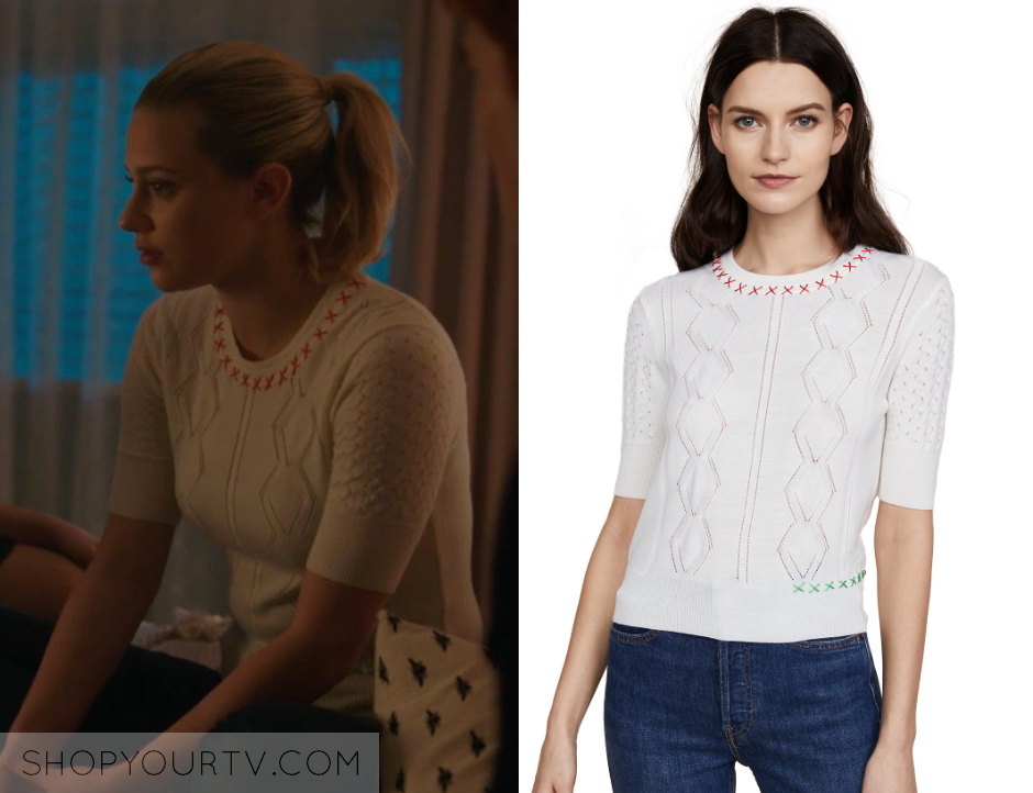 Betty Cooper Shop Your Tv Leading Lady Series Lili Reinhart As