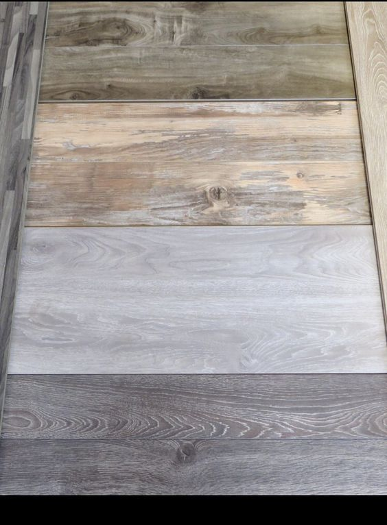 Greige flooring options ❤ Floors Pinterest Pisos, Casas - losetas tipo madera