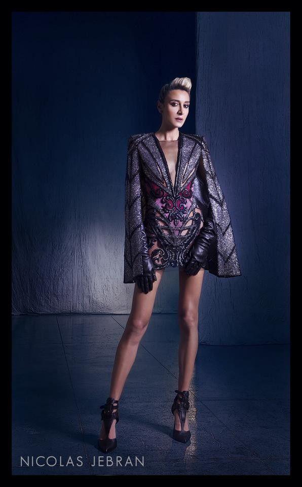 Divinos outfits de moda   Colección Nicolas Jebran
