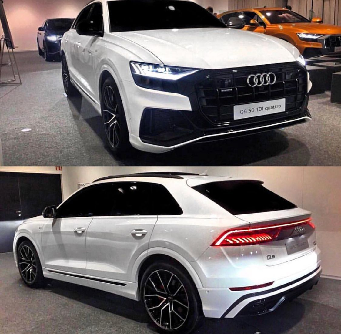 Lighting Whitewhite Lighting Audi Audi Quattro Audi 7