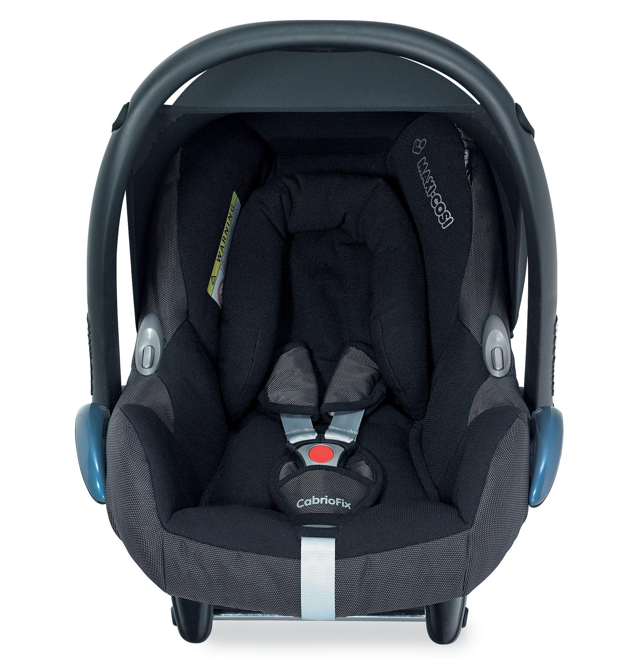 Maxi-Cosi Cabriofix Baby Car Seat - Black Reflection ...