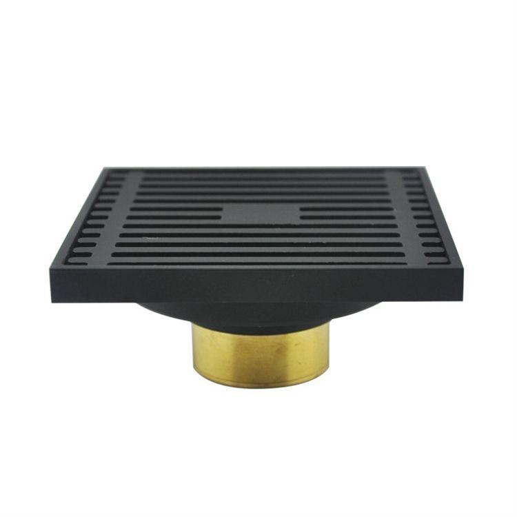 床排水トラップ 床排水金具 ドレイン パネル 排水口用 真鍮製 Orb 7411 Floor Drains Bathroom Accessories Copper Bathroom Accessories