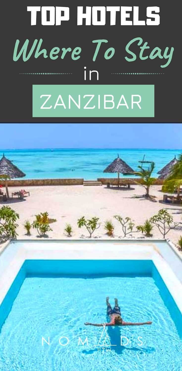 The 9 Best Hotels Where To Stay In Zanzibar (For All Budgets) is part of Zanzibar travel, Africa travel, Dream vacations, Best hotels, Zanzibar, Zanzibar hotels - Find the best 9 hotels where to stay in Zanzibar for all budgets to make sure you have the best possible experience in your vacations