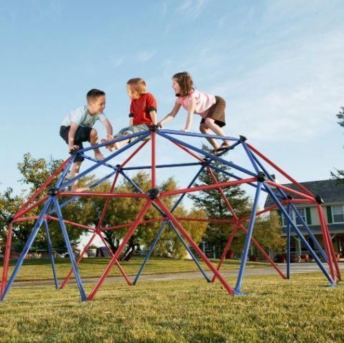 Jungle Gym Dome Climber Outdoor Play Equipment Toy Children Kids Rock Climbing Lifetime