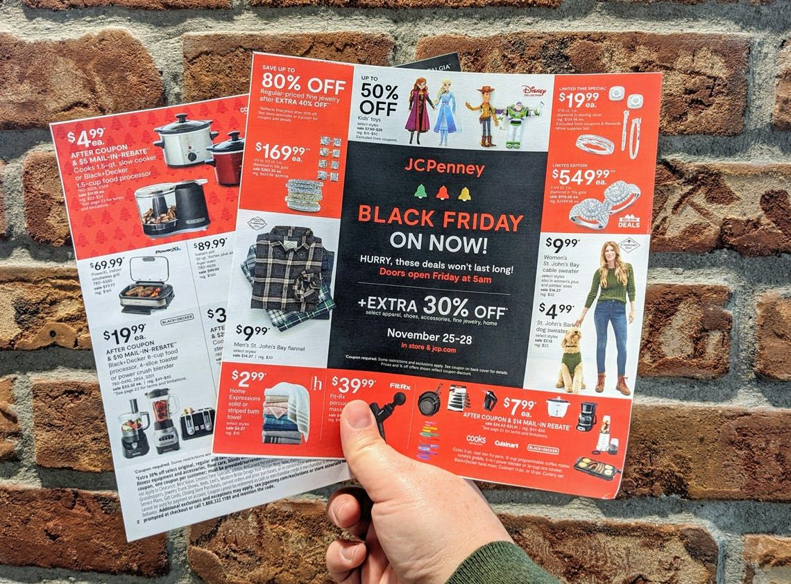 Best Jcpenney Black Friday Deals For 2020 In 2020 Jcpenney Black Friday Black Friday Ads Black Friday