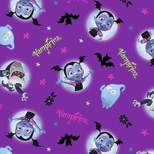 Pin De Trini Lopez En Vampirina Party Temas Para Fiestas Artesania De Halloween Disenos De Unas