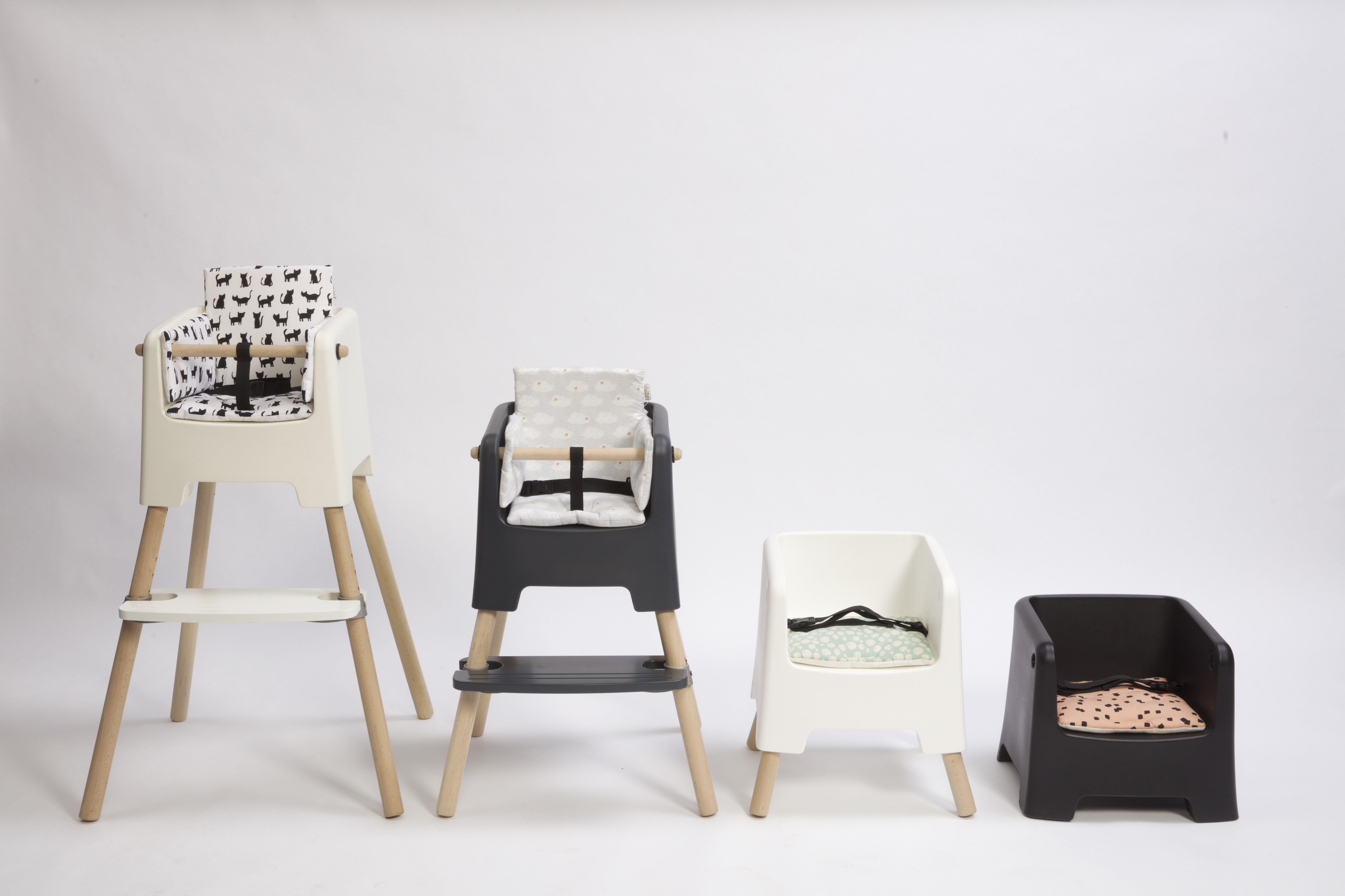 Kinderstoel Aan Eettafel : De in kinderstoel een must voor in elk interieur