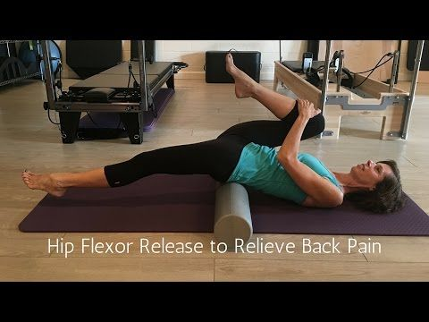 pin on hip flexor yoga