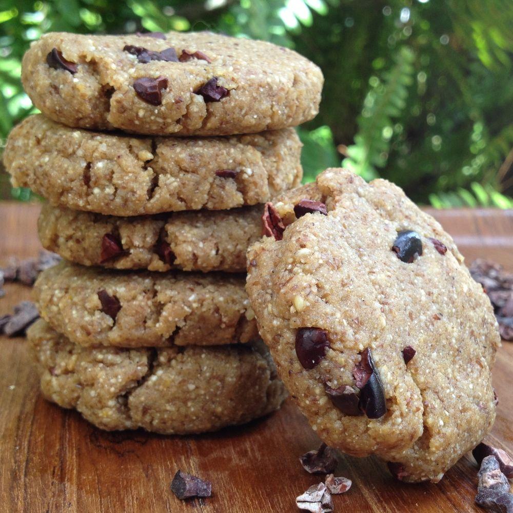 recipe: cacao nib cookies vegan [29]