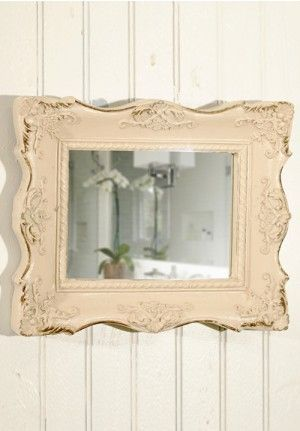 New Frame Mirror On Wall