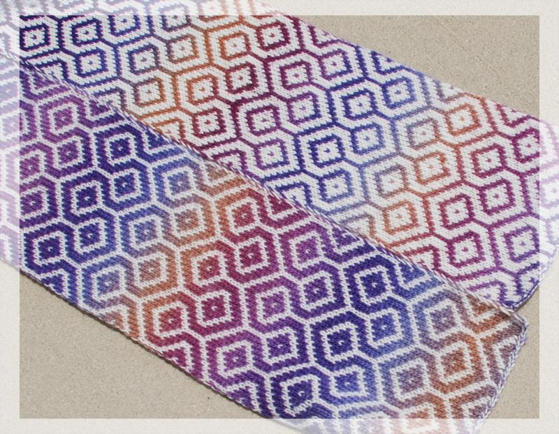 Double knit | Double Knit/Fairisle | Pinterest | Double knitting ...