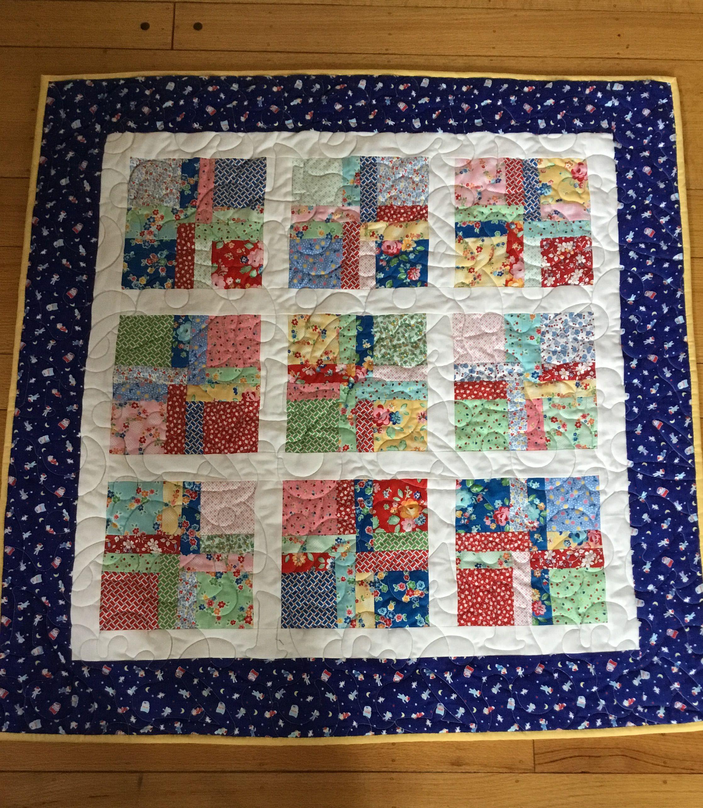 Baby Retro Quilt, Quilts for Sale, Handmade Quilts, Baby Quilts ... : where to sell handmade quilts - Adamdwight.com
