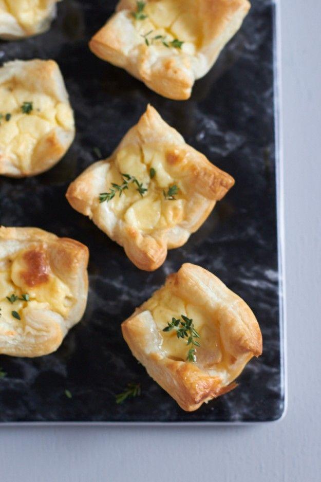 Schnell gemachte Mini-Frischkäse-Quiches die auf jeder Party ein Highlight sind. #ichbacksmir #partyrezept
