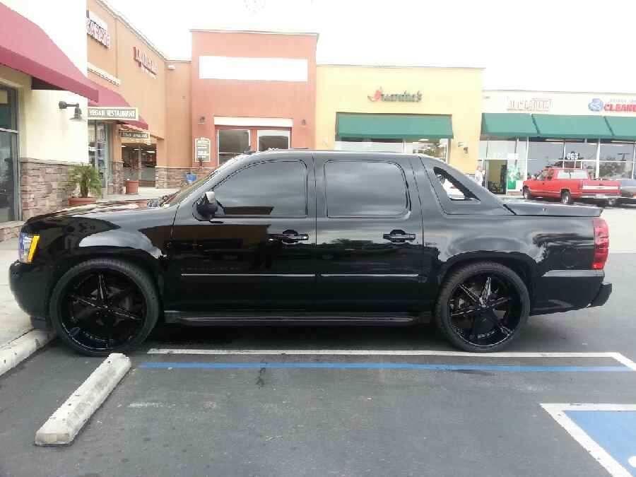 2007 Chevrolet Avalanche Chevrolet Chevy Avalanche Chevy