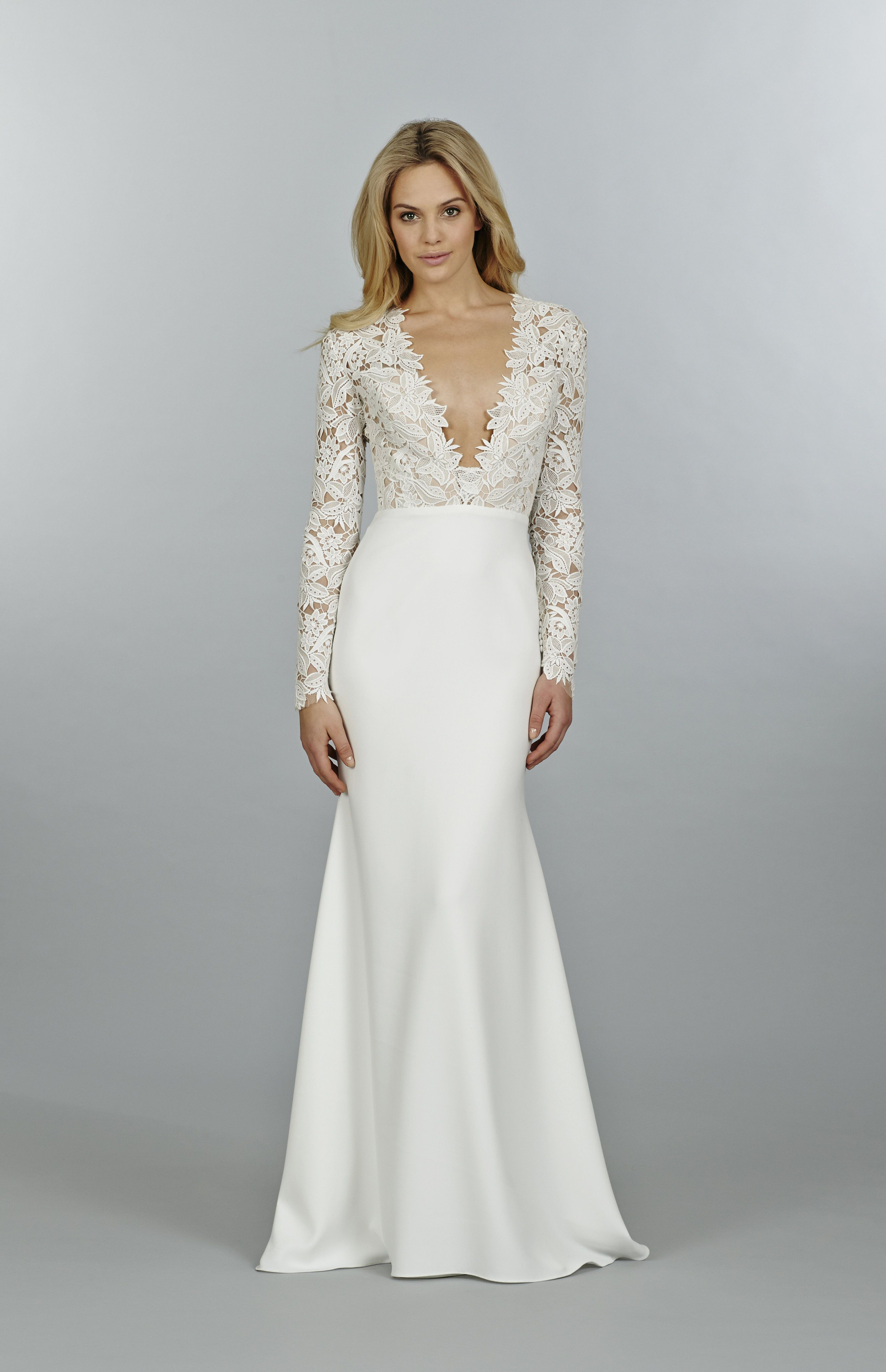 Designer: Tara Keely Style: 2450 Available at Bliss Bridal in WI blissbridalonline.com